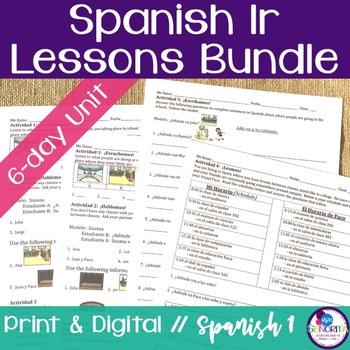 IR Lessons Bundle
