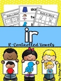 IR R-Controlled Vowels