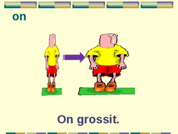 IR verbs in French PowerPoint