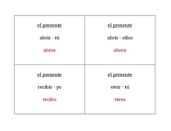 IR verbs in Spanish Question Question Pass activity