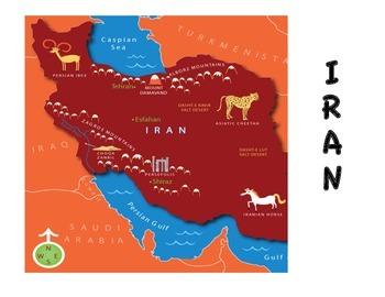 IRAN UNIT (GRADES 4 - 8)