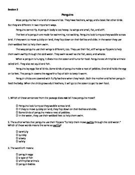 IREAD-3 Practice Test #1 by Rachel Glowacki | Teachers Pay Teachers