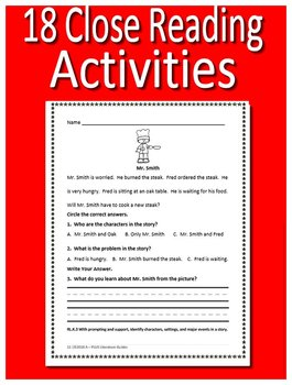IREAD-3 Test Prep Practice Tests - Narrative Passages and Questions