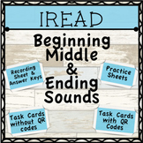 IREAD Beginning, Middle, and Ending Sounds