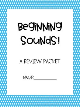 IREAD Beginning Sounds