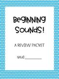 IREAD Beginning Sounds