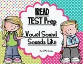 IREAD Classroom Interactive Practice (4 Corners Game) Vowel Sounds