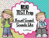 IREAD Classroom Interactive Practice (4 Corners Game) Vowe