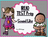 IREAD (4 Corners Game) Syllable Patterns, Short & Long Vowel Sounds