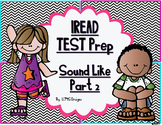 IREAD (4 Corners Game) Beginning & Middle Sounds