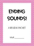 IREAD Ending Sounds