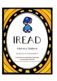 IREAD Literacy Stations (Monsters)