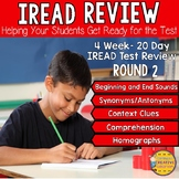 IREAD Review Round 2