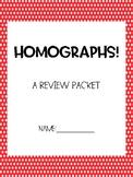 IREAD3 Homograph Practice