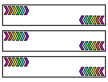 IRIS Drawer Bin Labels *EDITABLE* {Small and Large Bin Sizes}