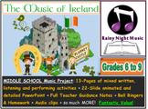 IRISH MUSIC Folk Music of Ireland
