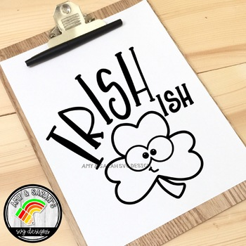 IRISHish SVG Design