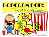 IRLA 1-3Y PopCorn Pop It! Activity/ CVC Segmenting