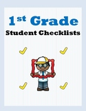 1st Grade CCSS Student Checklists (Correlated to American