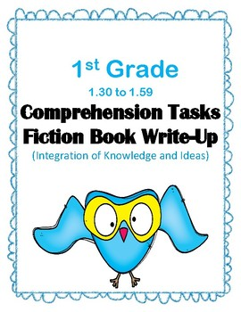 1st Gr 1.3-1.59 Comp Tasks-Int. of Knowledge Aligned to American Reading Co IRLA