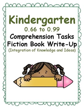 Kinder 0.66-0.99 Comp Tasks-Int of Knowledge Aligned to American Reading Co IRLA