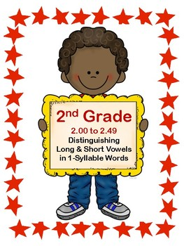 IRLA: 1R - Distinguishing Long and Short Vowels in 1-Sylla