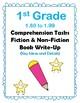 1st Gr. 1.6-1.9 Comprehension Tasks (ALL 3) Aligned to American Reading Co IRLA