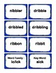 1st Gr 1.60 to 1.99 I-Word Families Cards (Aligned to Amer