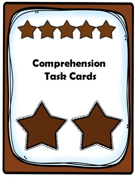 7th Grade Comp. Task Cards alligned to American Reading Co.
