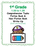 1st Gr 1.0-1.29 Comp Tasks Craft & Structure Aligned to American Reading Co IRLA