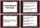 2nd Grade (second half) Comprehension Task Cards Aligned t