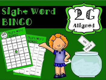 IRLA ALIGNED 2G Power Word BINGO