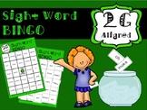 IRLA ALIGNED 2G Power Word BINGO