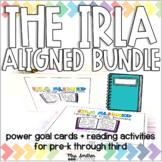 IRLA Aligned Bundle for Grades PK through 3 - Yellow throu