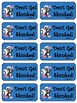 IRLA Aligned Don't Get Skunked Sight Word Recognition Game - Level 4