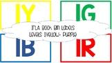 IRLA Book Bin Labels