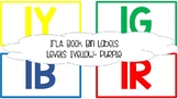 IRLA Book Bin Labels
