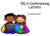 IRLA Conferencing Letters (aligned with ARC)