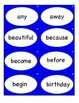 IRLA(American Reading Company)Flash Cards for 1B Word List