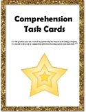 11th-12th Grade Comprehension Task Cards Correlated to American Reading Comp.