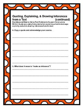 5th Grade CCSS Comprehension Assignments (Aligned to American Reading Co IRLA)