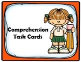 IRLA - Orange Comprehension Task Cards