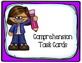 IRLA Purple Comprehension Task Cards
