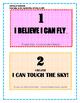FUN SELF-ASSESSMENT CARDS