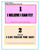 IRONIC SELF-ASSESSMENT CARDS