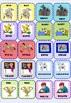 IRREGULAR VERBS MEMORY CARD GAME