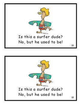 IS This a Surfer Dude? Guided Reader (R-Controlled ur)
