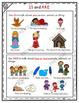 IS and ARE Grammar Activities