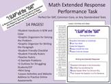 ISAT / Standardized Test--MATH & PERFORMANCE TASK EXTENDED RESPONSE Unit