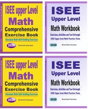 ISEE Upper level Math Bundle